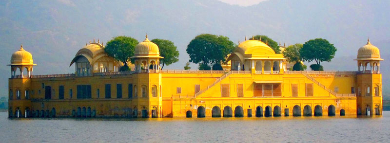 Rajasthan with Golden Triangle
